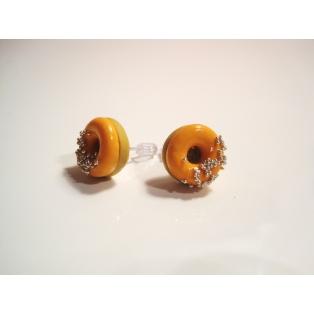 Donuts à la Citrouille sucrée