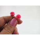 Macaron Rose Flash