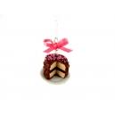 Gâteau tout Choco chezlaurette chez laurette montreal bijoux gourmand