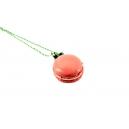 Macaron Queen Rose chez laurette bijoux gourmand bijouxgourmand montréal fait main