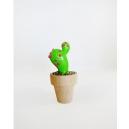 Cactus 4, chez laurette cactus fimo polymere chez laurette décoration maison