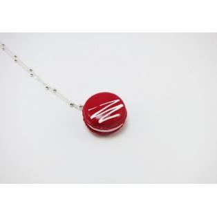 Macaron de Noël | Collier