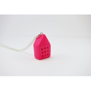 Petite Maison - Rose Flash | Collier