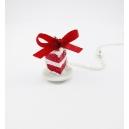 Collier - Mini Gateau Red Velvet St Valentin