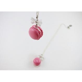 DUO Maxi - Mini | Macaron rose