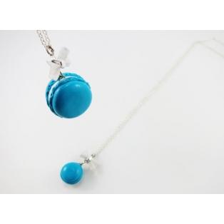 DUO Maxi - Mini | Macaron bleu