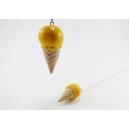 DUO Mère - Fille | Cornet jaune