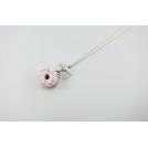 Collier - Beigne blanc et rose | MINI |
