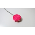 Collier - Oréo Rose Flash