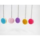 Collier - Oréo bicolore | Choisir les couleurs