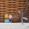 Collier Fiole de Macarons d'Eté   Chez Laurette   Macarons [ Fait main