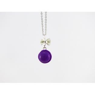 Collier - Macaron Ultra Violet | Mini |