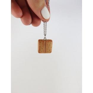 Smore déconstruit - Le Biscuit | Chez Laurette (mini)