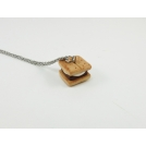 Smore gourmand COMPLET, long collier | Chez Laurette