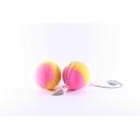 Collaboration Chez Laurette X EffervessenceV   2 Bombes de Bain + 1 collier mini Crème glacée